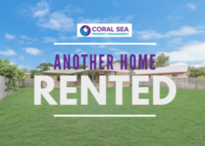 Another home Rented for our amazing home owners